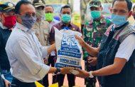 Aceh Selatan Terima 5.933 Paket Sembako untuk Masyarakat Miskin Terdampak Covid-19