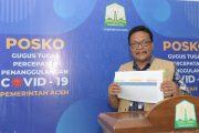 Dua OTG di Aceh Positif Terjangkit Covid-19
