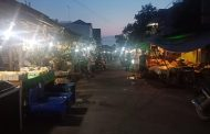 Penerapan Physical Distancing di Pasar Baru Karawang Merugikan Pedagang
