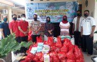 Asosiasi HRD-GA Salurkan Bantuan Sembako kepada Masyarakat Terdampak Covid-19