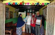 STMIK Nusa Mandiri Berikan Bantuan Sanitasi ke Yayasan Rumah Harapan