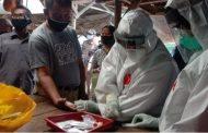 Satu Pedagang di Pasar Rengasdengklok Dinyatakan Reaktif Covid-19