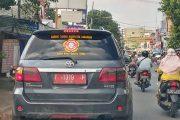 Bekas Mobil Dinas Ketua DPRD Karawang Jadi Kendaraan Operasional Karang Taruna