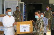 BBPLK Serang Sumbang APD Bagi Tenaga Medis
