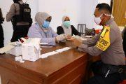 Satu Anggota Polres Aceh Utara Reaktif Covid-19