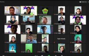 PODSI dan Mapala Tapak Giri Perkenalkan Olahraga Dayung secara Webinar