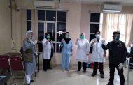 Proses UTBK SBMPTN di Unsika Berjalan Sesuai Protokol Kesehatan