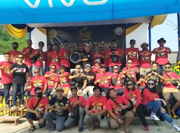 Klub Otomotif Alert! Regional Lampung Dideklarasikan
