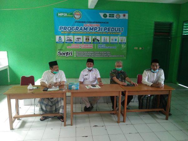Pondok Pesantren se-Jawa Barat Launching MP3I