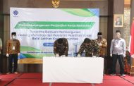 Peluncuran BLK Komunitas Tahap II Tahun 2020 di Purbalingga