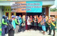 Dharma Wanita Persatuan Sebar Bantuan ke Tiga Kecamatan