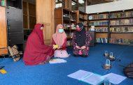 Mahasiswa UMM Sosialisasi Protokol Kesehatan di Pondok Pesantren